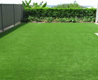 Comfort Turf is always a favourite when kids are going to using the area for playing sports and mucking about.