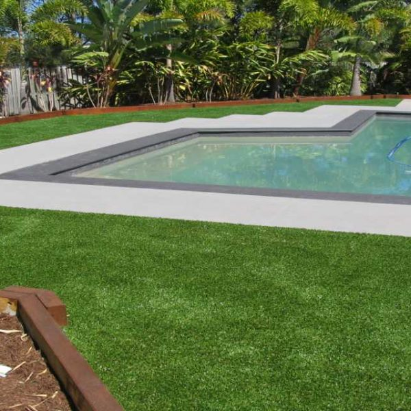 Comfort Turf has Nice natural look with the extra luxurious feel.
