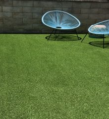 Coastal Turf provides the aesthetics of a freshly cut lawn 365 days of the year
