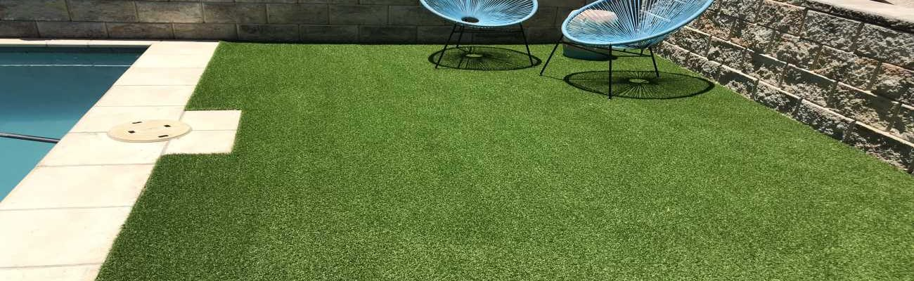 Coastal Turf has 25mm luxurious lawn which looks and feels great everyday.