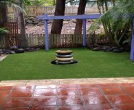 Luxe Turf - Rescues the small untidy area and transforms into luxury space.