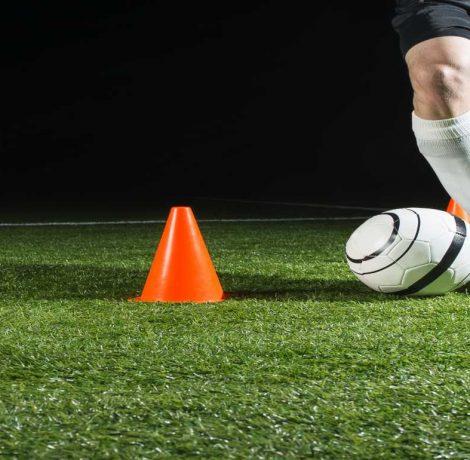 Soccer Practice IS HS