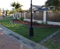 Sovereign Island Front Lawn 1