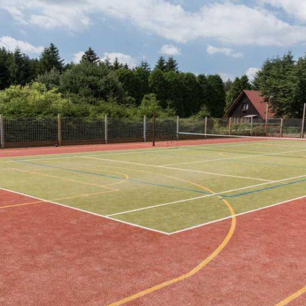 Luxe Leisure Tennis Turf