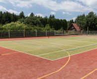 Luxe Pro Tennis Turf